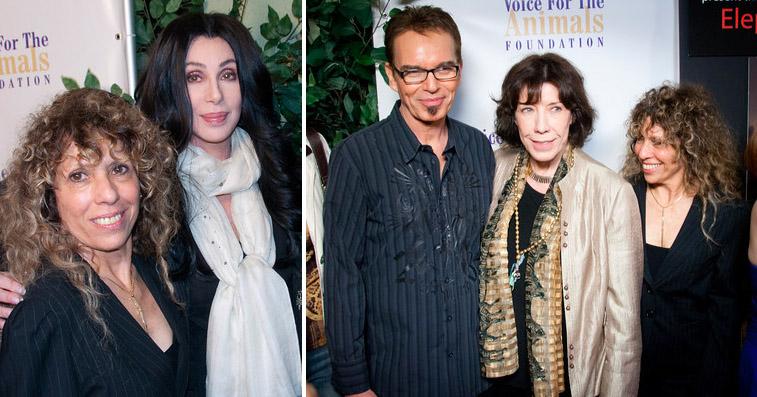 Η Μέλυα Κάπλαν, η Cher και η Lily Tomlin ενώνουν τις φωνές τους για την απελευθέρωση των ελεφάντων του LA.